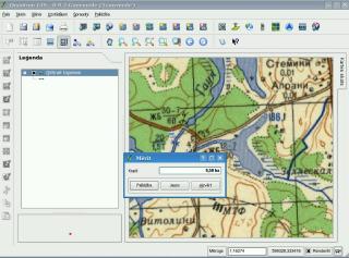 QGIS screencast