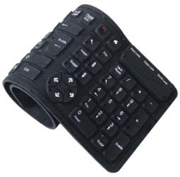 Sarullējamā Duraflex klaviatūra