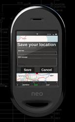 Openmoko mobilais telefons Neo