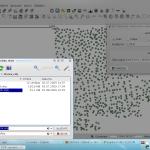 Vektordatu slāņa pievienošana QGIS 1.4.0