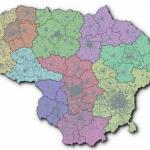 Lietuvas administratīvais dalījums